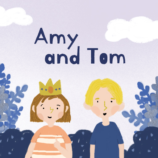 Amy and Tom