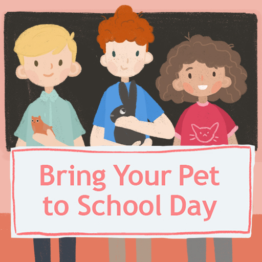 Bring Your Pet to School Day