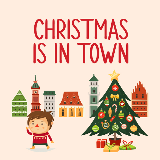 Christmas Is In Town
