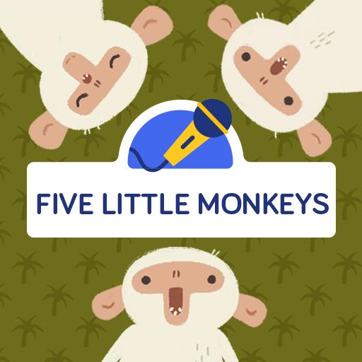 Five little monkeys Karaoke