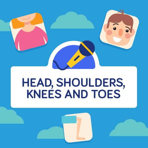 Head, Shoulders , Knees and Toes Karaoke