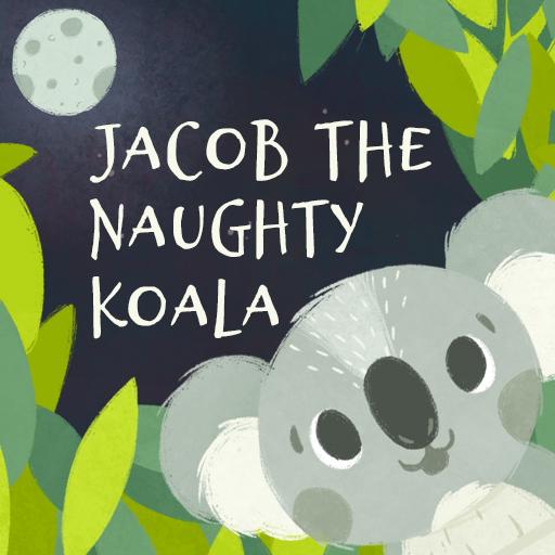 Jacob the Naughty Koala
