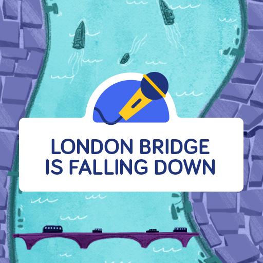 London Bridge is Falling Down Karaoke