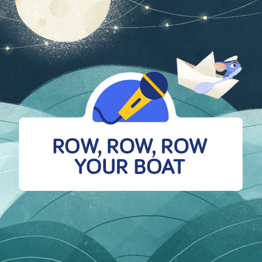 Row, Row, Row Your Boat Karaoke