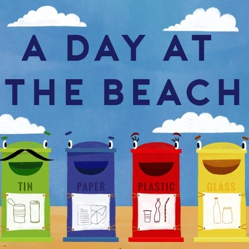 a day at the beach