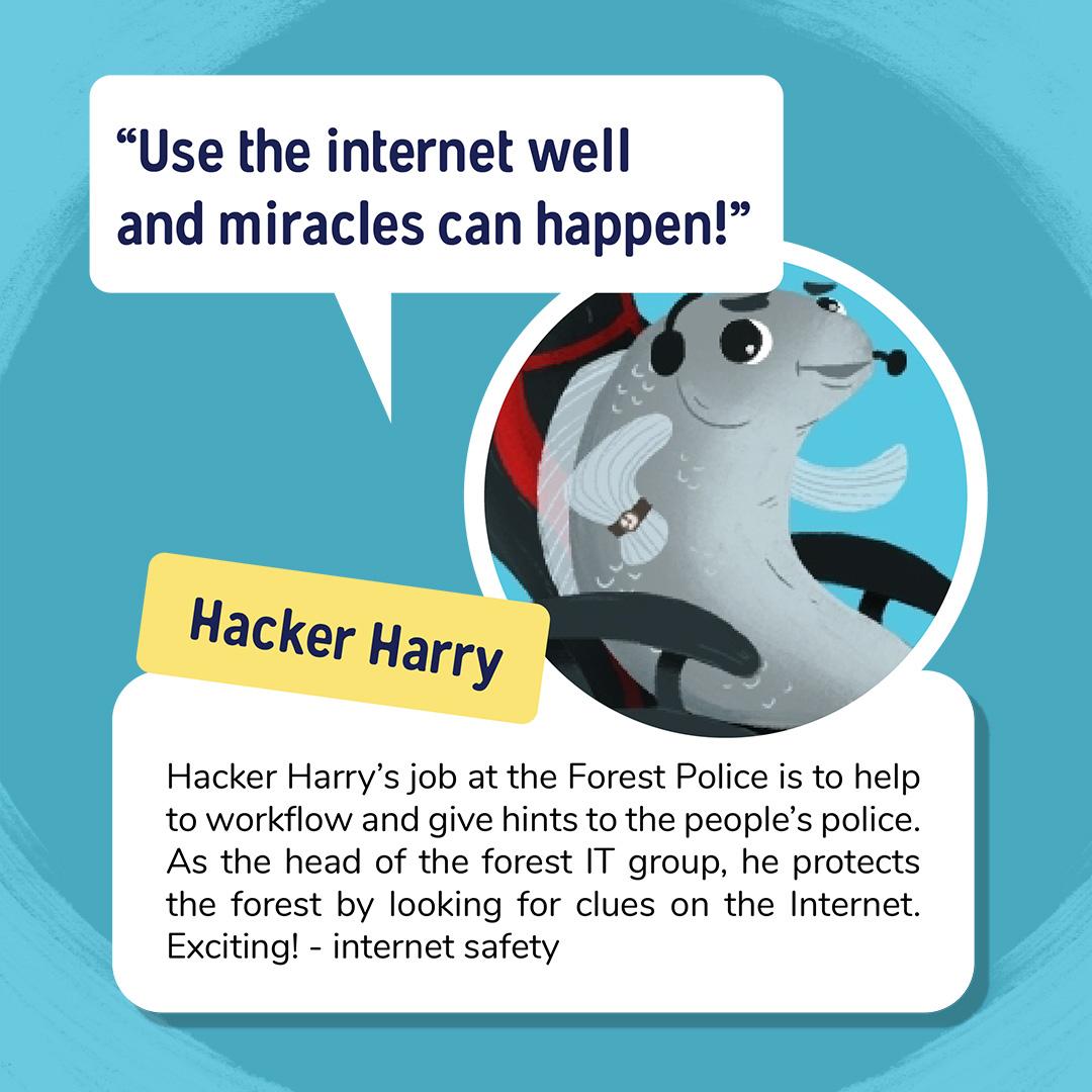 hacker harry