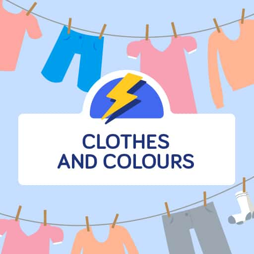 Clothes and Colours