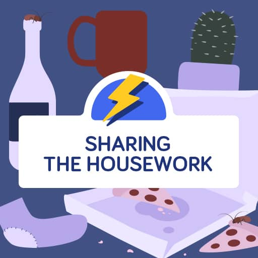 Sharing the Housework