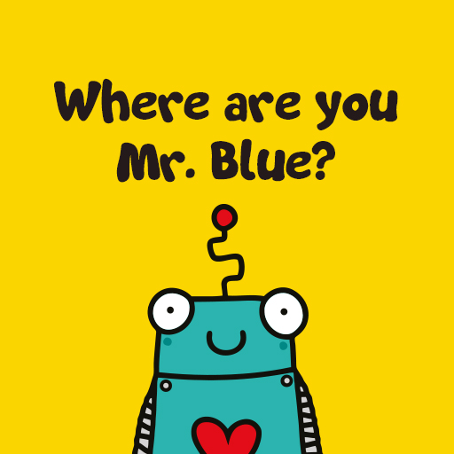 Where Are You Mr Blue