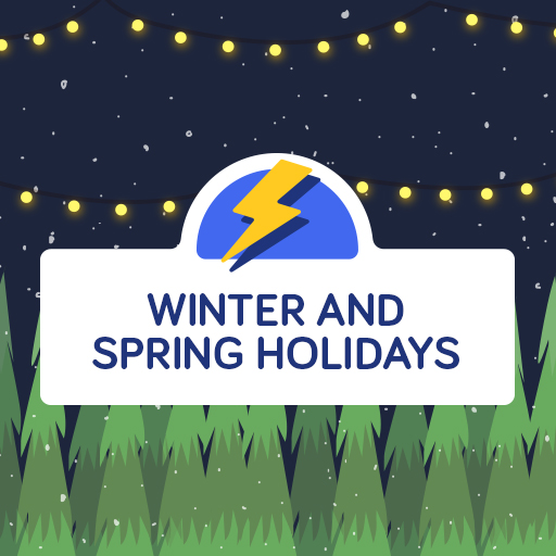 Winter and spring holidays