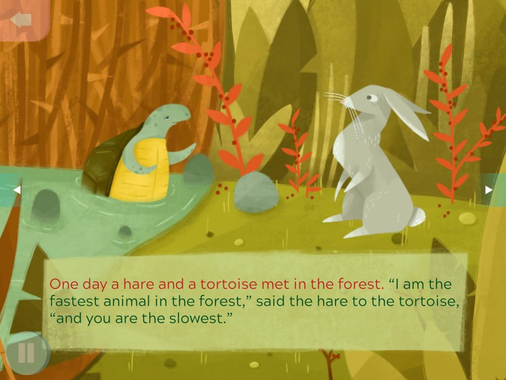 aesop the tortoise and the hare