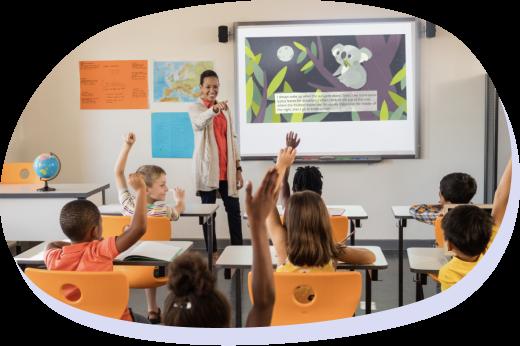bookr class english teaching app